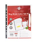 Ring Binder A4 Tab File