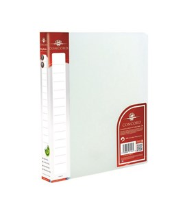 Executive Clear 2 Ring Binder 25mm