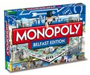 Belfast Monopoly Board Game