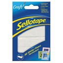 Sellotape Sticky Fixers   Card Of 56