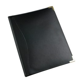 Leather Ring Binder 4 Ring D/Lux