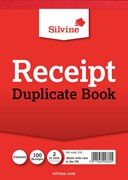 Duplicate Cash Receipt Book