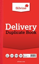 Duplicate Delivery Book 8x5""