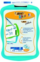 BIC KIDS SCHOOL WHITE BOARD 20x31CM+MARKER 1721+ERASER#