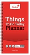 Things To Do Today' 120 sheet Wirebound Notebook   280x150mm