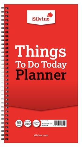 Things To Do Today Pad