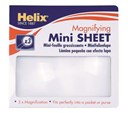 Helix Mini magnifying sheet