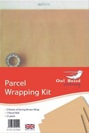 Parcel Wrapping Kit Hang Pack Owl Brand