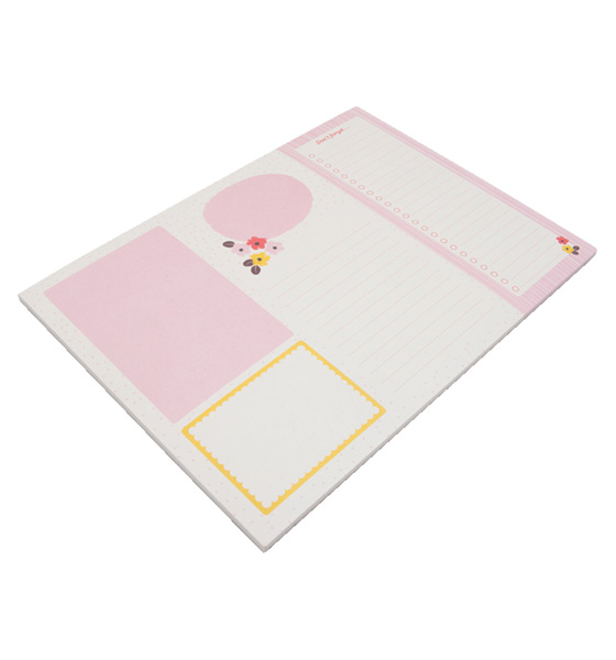 Floral Desk Pad Weekly Planner Busy B