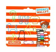 Where's Wally Paperclips #