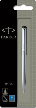 Parker Vector Stainless Steel Ball Pen