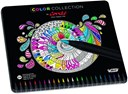 Conte Colour Collection Pencil in limited edition metal box of 24