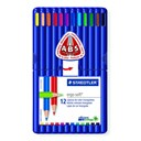 Ergosoft Col Pencils Deskbox 12