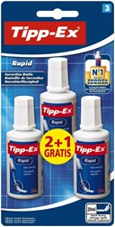 Tippex Rapid Fluid Card 2+1 Free