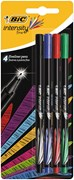 Bic Intensity 4pk Std Colours