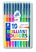 Triplus Colour Pens Deskbox 10