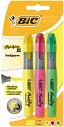 Bic Highlighter XL ASST 3pk