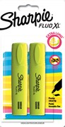 Card 2 Sharpie Fluo XL Highlighter Yellow