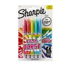 Sharpie Fine Colorburst Card 5 Assorted
