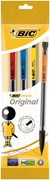 Bic Matic Pouch 3 HB 0.7mm Pencils