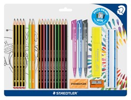 Staedtler 21 Piece Writing Pack