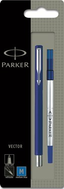 Parker Vector Std R/Ball Blue