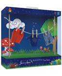 Fairy Door Accessory Male Clothes Line