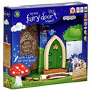Fairy Door Green Arched New