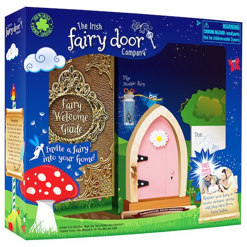 sc 1 st  Easons & Fairy Door Pink Arched New