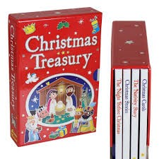 Christmas Treasury (FS) by Brown Watson