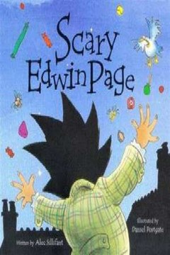 Edwin Scary Page (FS) P/B by Crane Press