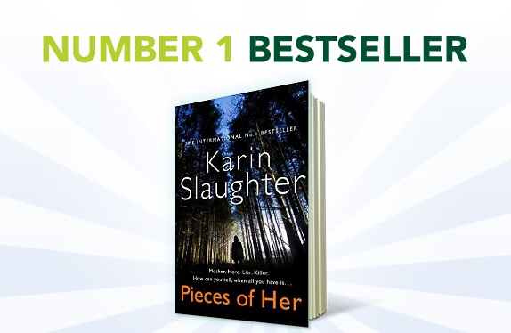 Buy books online best selling books eason bookstore pieces of her by karin slaughter fandeluxe Gallery