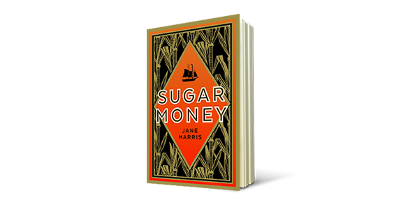 Sugar Money by Jane Harris Cover