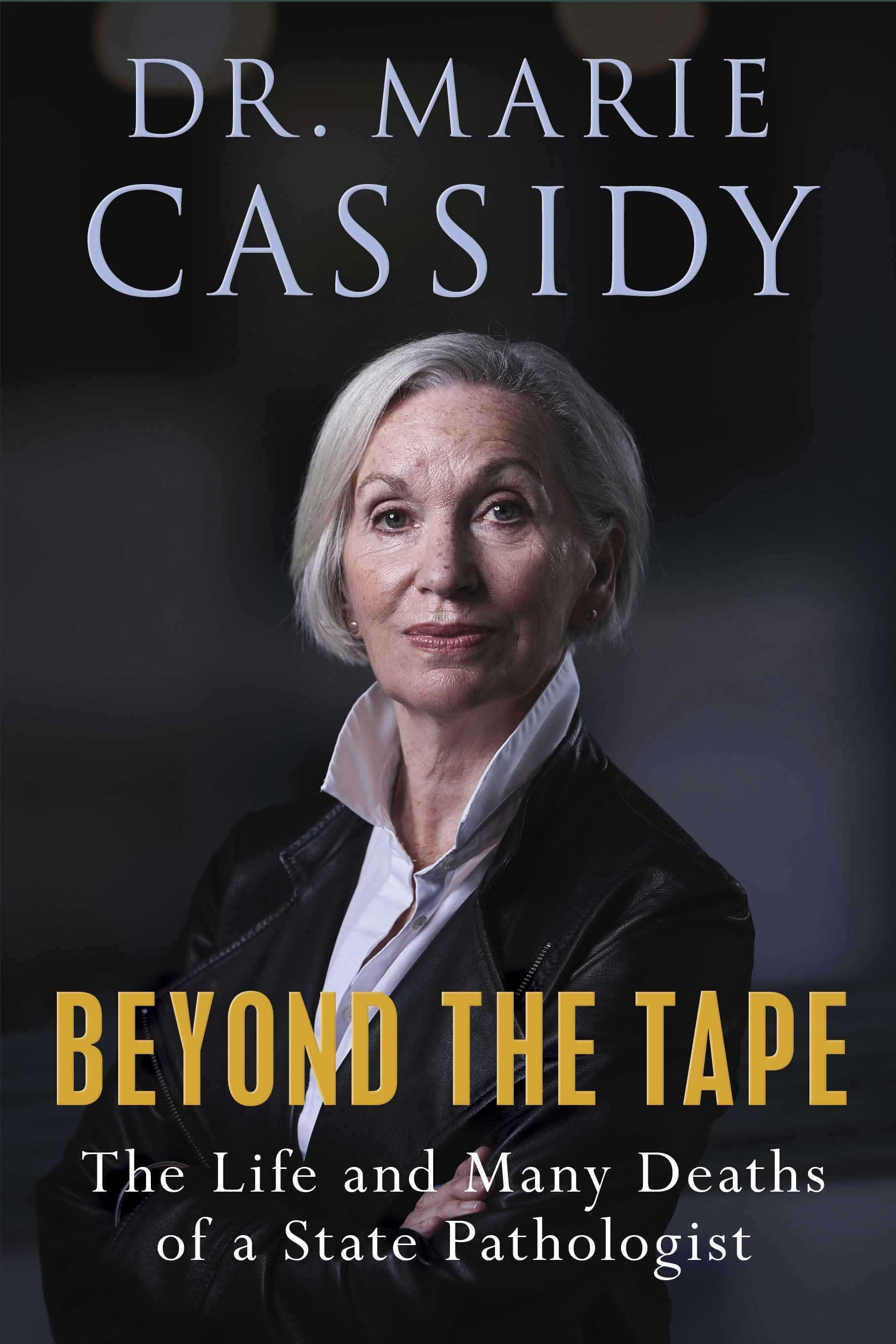 Beyond The Tape Book By Marie Cassidy | Buy Now At Eason