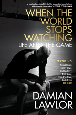 When the world stops watching by Damian Lawlor