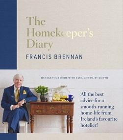 The homekeeper's diary 2021 by Francis Brennan