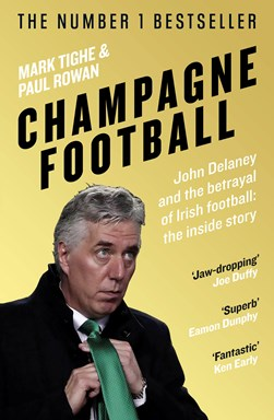Champagne Football TPB by Mark Tighe