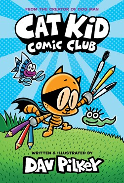 Cat Kid Comic Club by George Beard