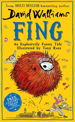 Book cover of Fing by David Walliams