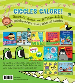 Giggles Galore Picture Book 10 Pack by VARIOUS