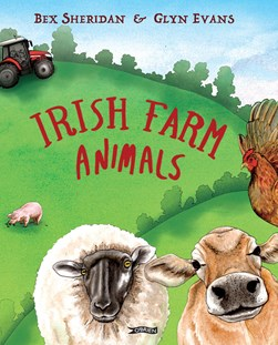 Irish farm animals by Bex Sheridan
