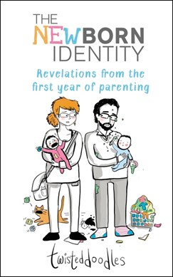 Book Cover of Twisteddoodles Newborn identity by Maria Boyle