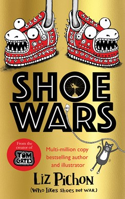 Shoe wars by Liz Pichon