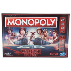 Cover of Stranger Things Monopoly