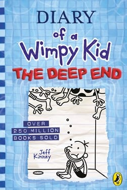 Diary of a Wimpy Kid Book 15 H/B by Jeff Kinney
