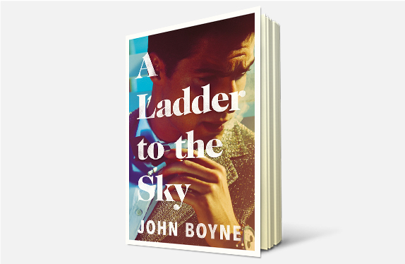 Ladder to the Sky by John Boyne . In his newest book, Boyne tells the story of a eager social climber willing to go to great extents to reach his personal goals. A guaranteed bestseller from a bestselling author.