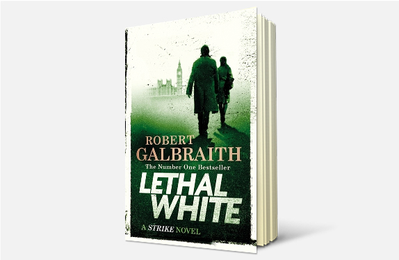 Lethal White by Robert Galbraith aka JK Rowling returns with the latest gripping instalment in the Cormoran Strike series as Strike is asked to investigate a mystery.