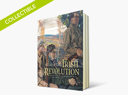 Atlas of the Irish Revolution Cover