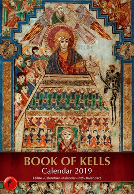 Slim Book of Kells Calendar