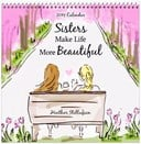 2019 BMA Mini Calendar Sisters Make Life More Beautiful 0818